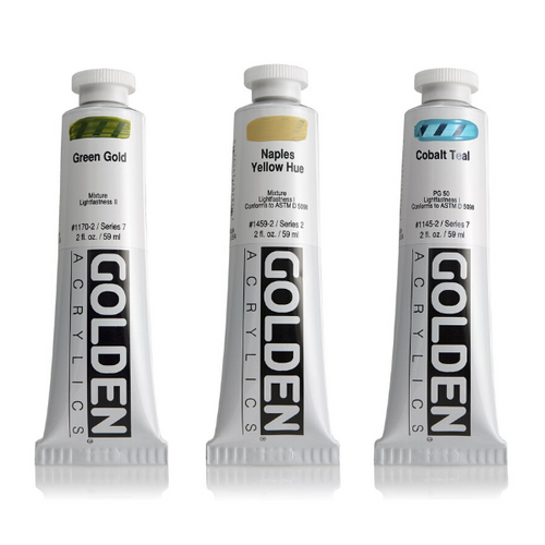 GOLDEN Heavy Body Acrylic 59ml