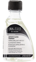 Load image into Gallery viewer, Winsor & Newton Oil Medium Artist Gloss Varnish