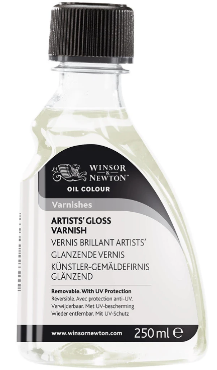 Winsor & Newton Cold Pressed Linseed Oil 75ml