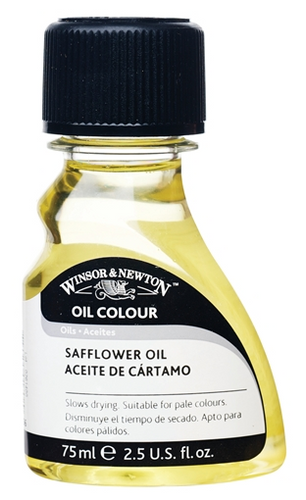Winsor & Newton Safflower Oil 75ml