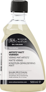 Winsor & Newton Drying Linseed Oil 75ml
