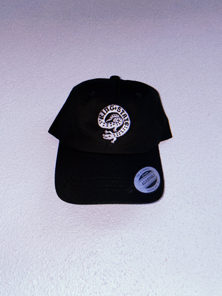 Curly Bruce Dad Hat