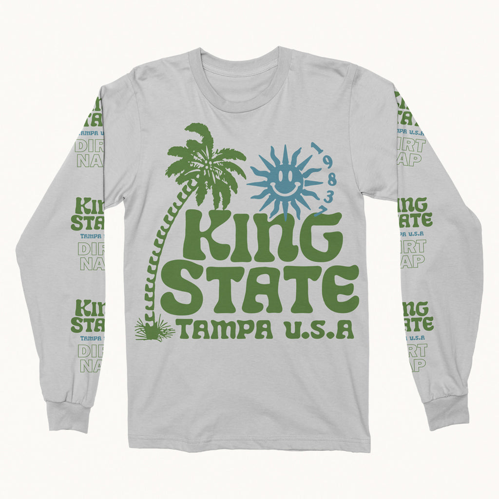 Dirt Nap Long-Sleeve Tee