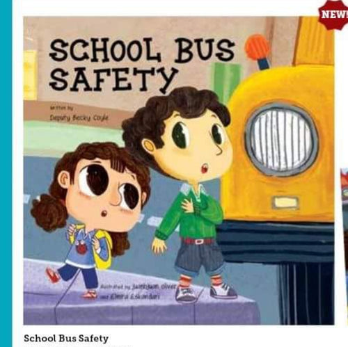 School Bus Safety (24 book carton)