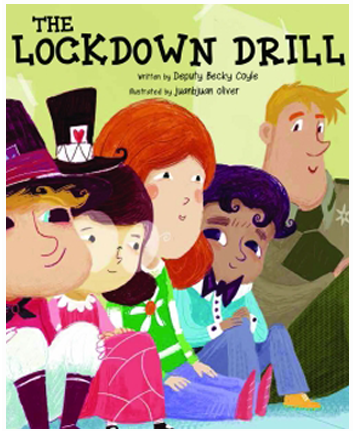 The Lockdown Drill (Carton - 24 Books) - Shipping Included