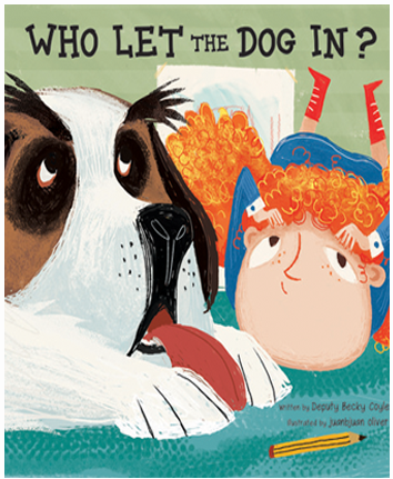 Who Let The Dog In? (Carton - 24 Books) - Shipping Included