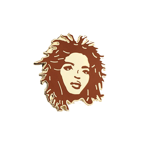 The Miseducation Pin