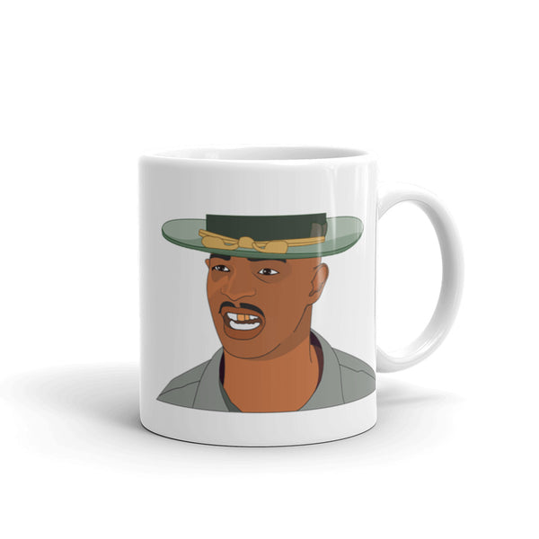 Major Authority Mug