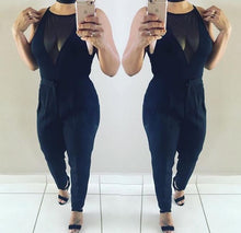 V Mesh Black Bodysuit