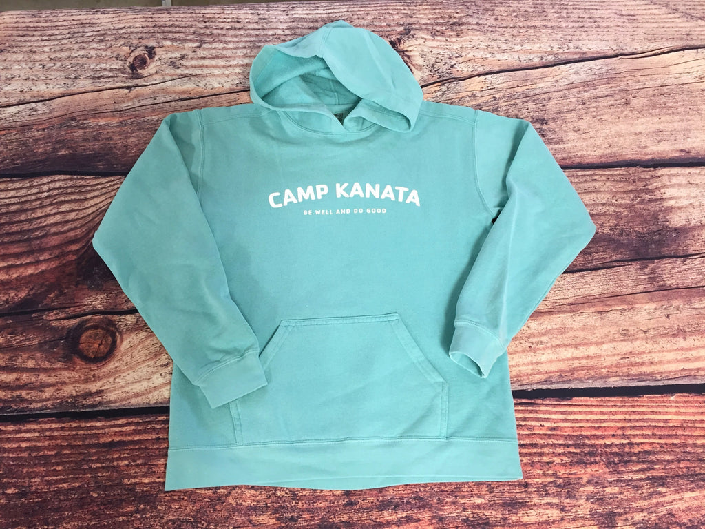 Camp Kanata Hooded Sweatshirt-Youth
