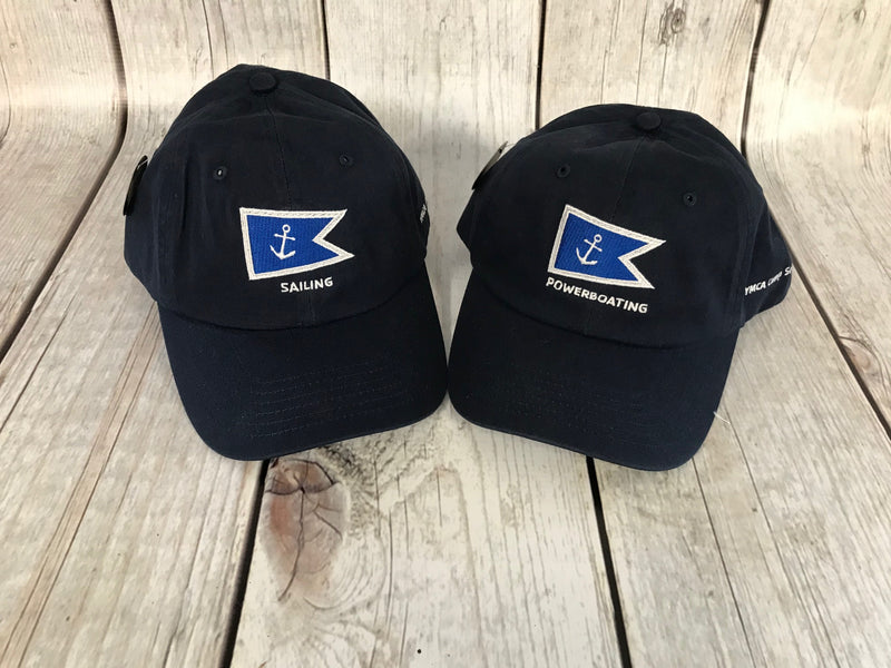 Camp Seafarer Ball Cap-Powerboating/Sailing