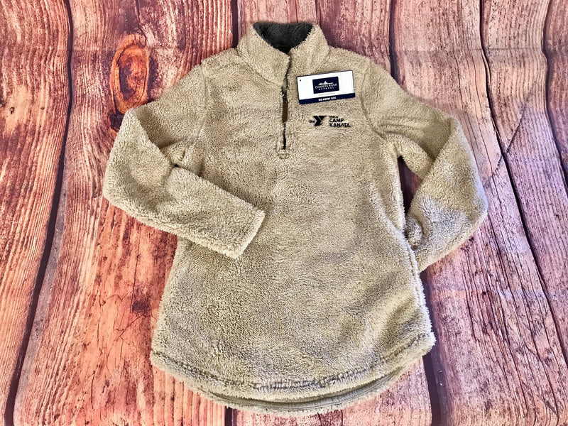 Camp Kanata Fleece Pullover