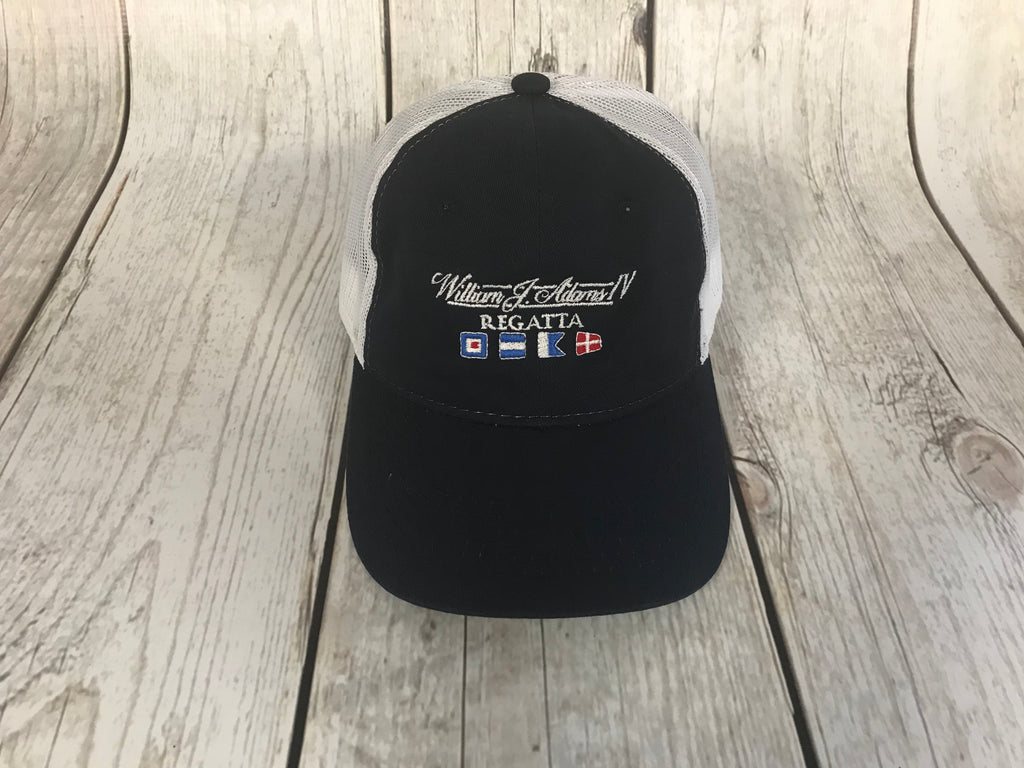William J Adams IV  Trucker Hat