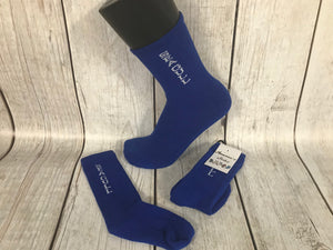 Camp Sea Gull Crew Socks