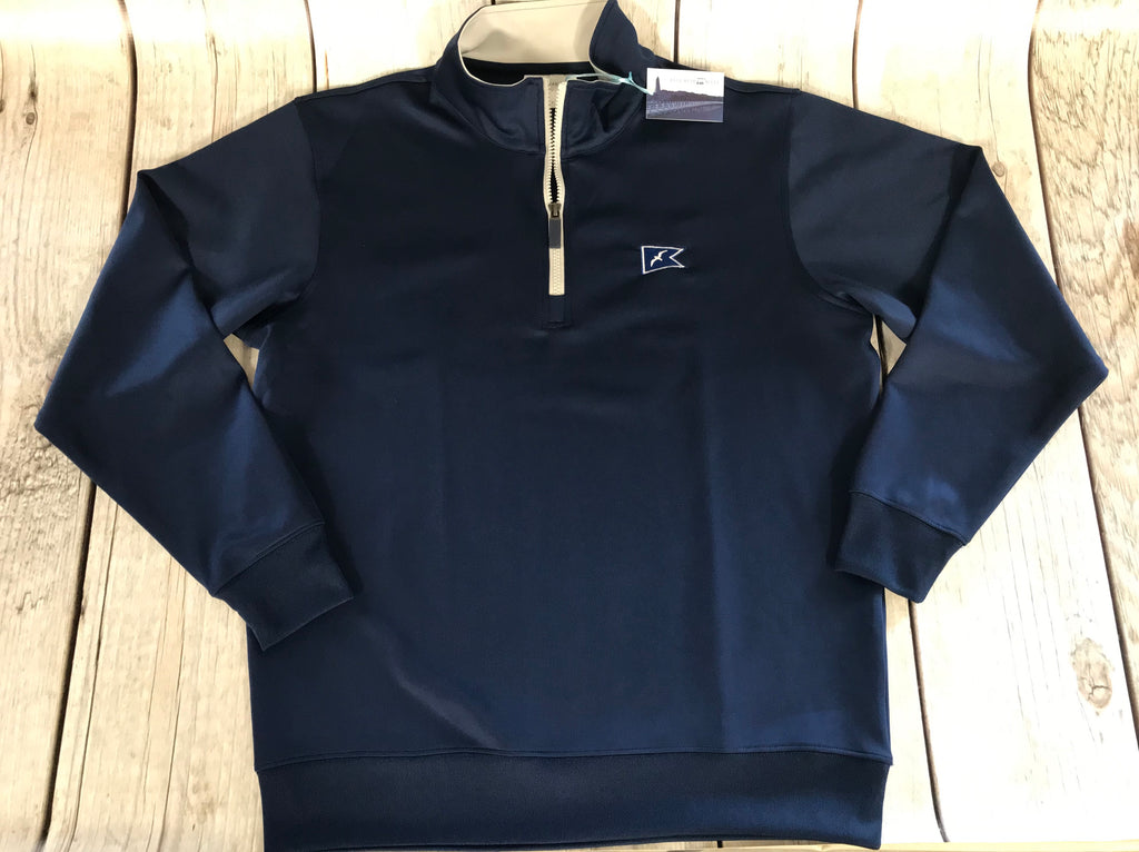 Camp Sea Gull 1/4 Zip Pullover-Adult