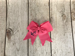 Camp Seafarer Hair Bows