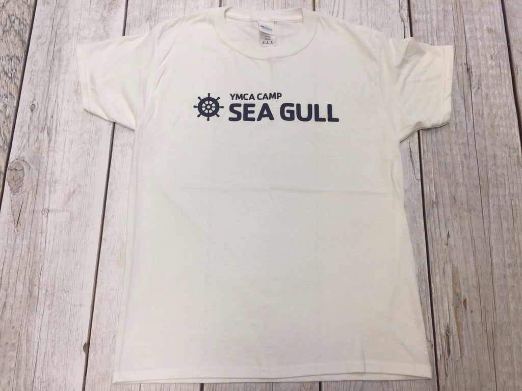 Camp Sea Gull T-shirt-Adult