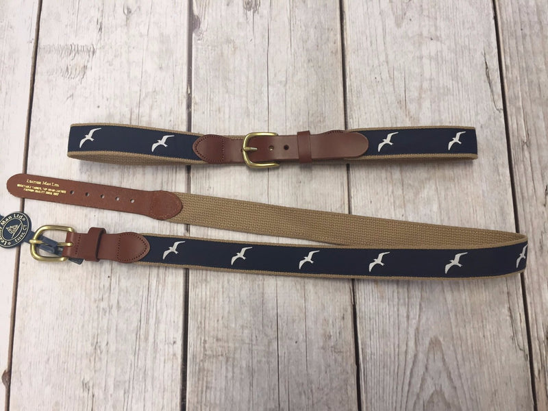 Camp Sea Gull Belt-Leather Man Ltd.