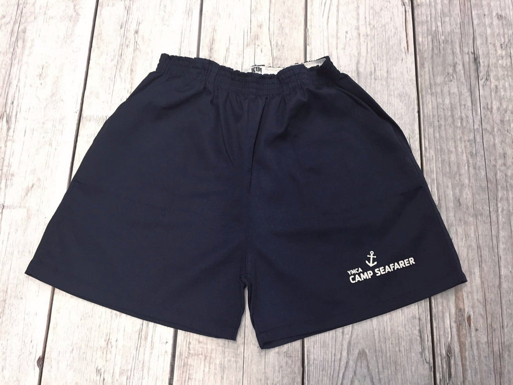 Camp Seafarer Poly/Cotton Shorts - Adult Size