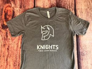 Camp Kanata Unit Tee-Knights