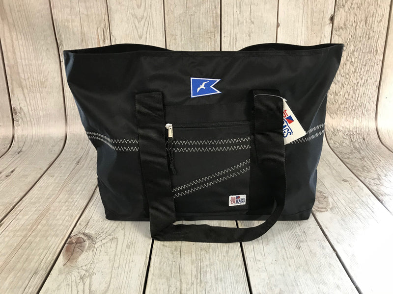 Camp Sea Gull Sailor Imperial Tote-Large