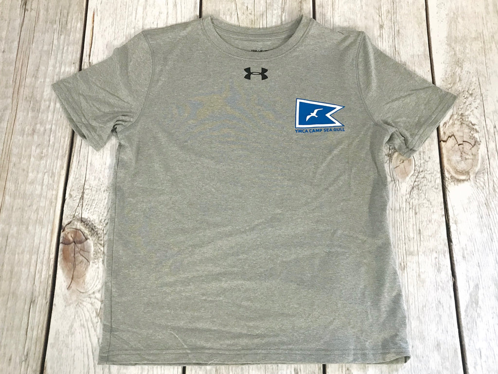 Camp Sea Gull Under Armour Shirt-Youth-2020