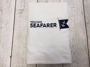 Camp Seafarer Towel