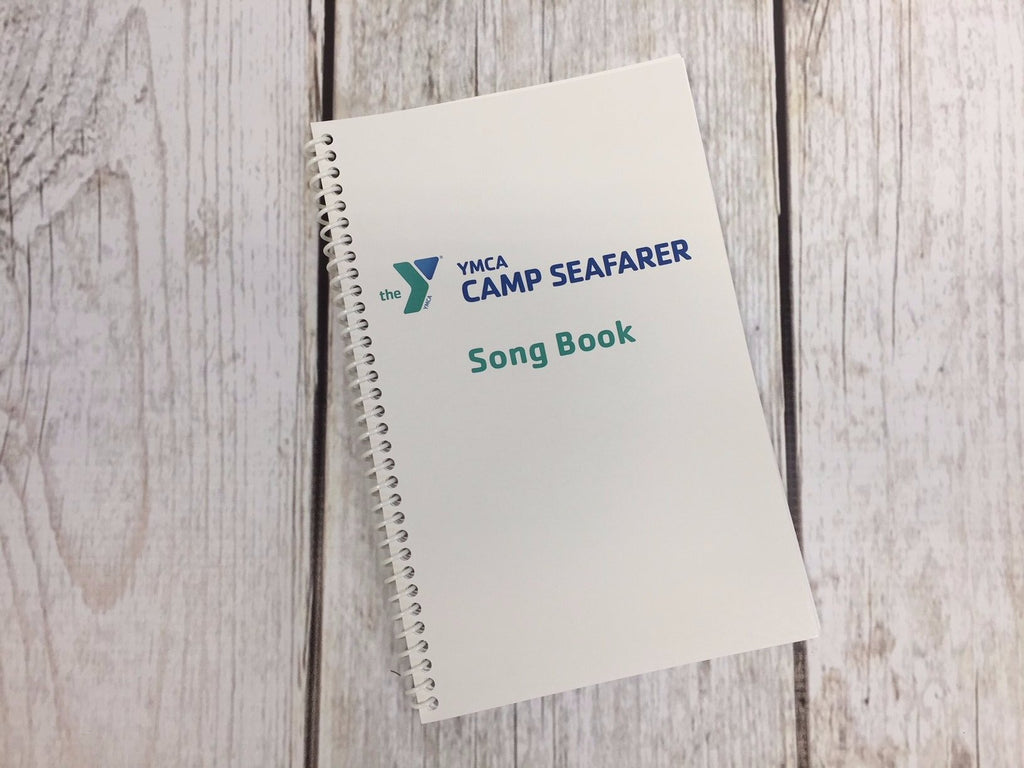 Camp Seafarer Song Book