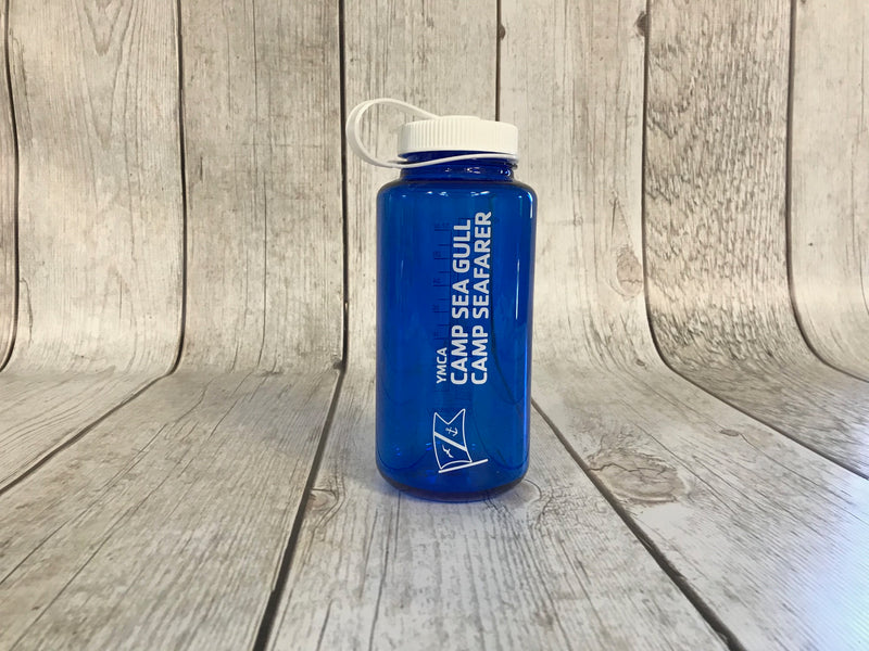 Dual Camp Logo Nalgene Water Bottle