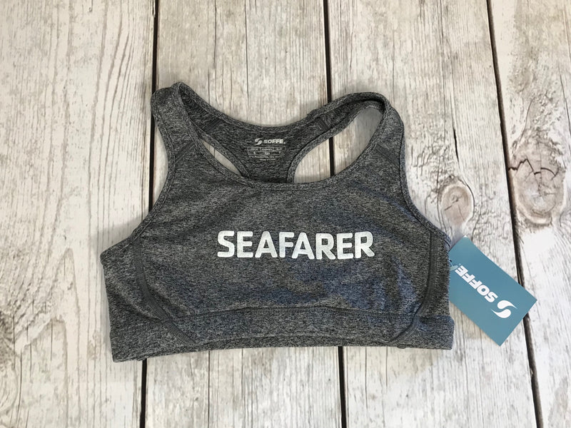 Camp Seafarer Soffe Sports Bra-Junior Fit