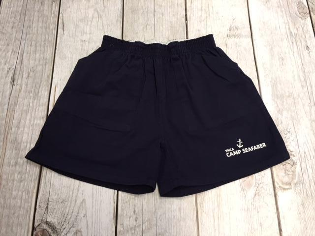 Camp Seafarer 100% Cotton Shorts - Adult Size