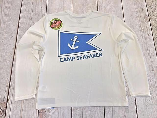 Camp Seafarer Performance Shirt-Youth Size