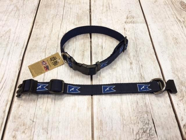 Camp Seafarer Dog Collar