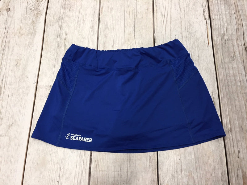 Camp Seafarer Skort-Adult