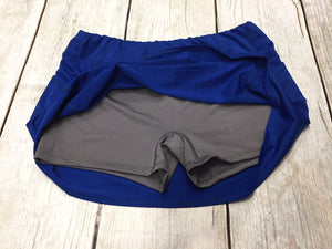 Camp Seafarer Skort-Youth