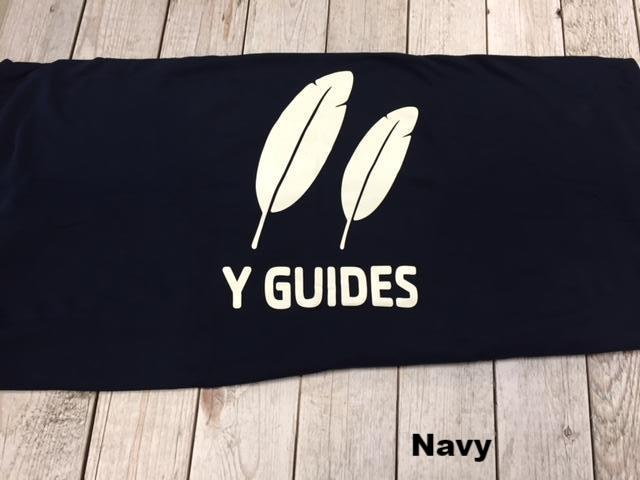 Y Guides Sweatshirt Blanket