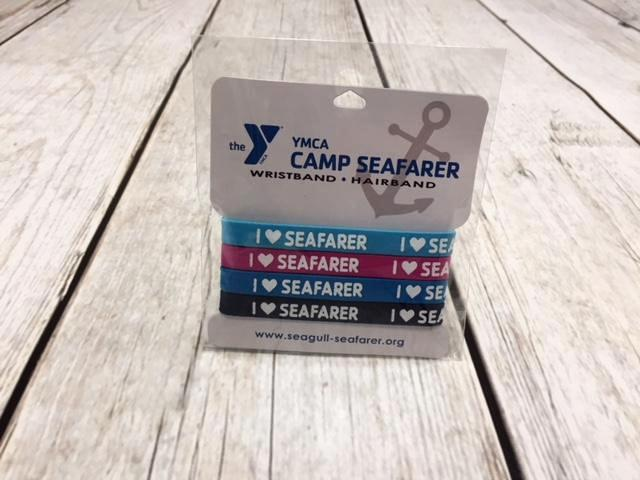 Camp Seafarer Hair Ties