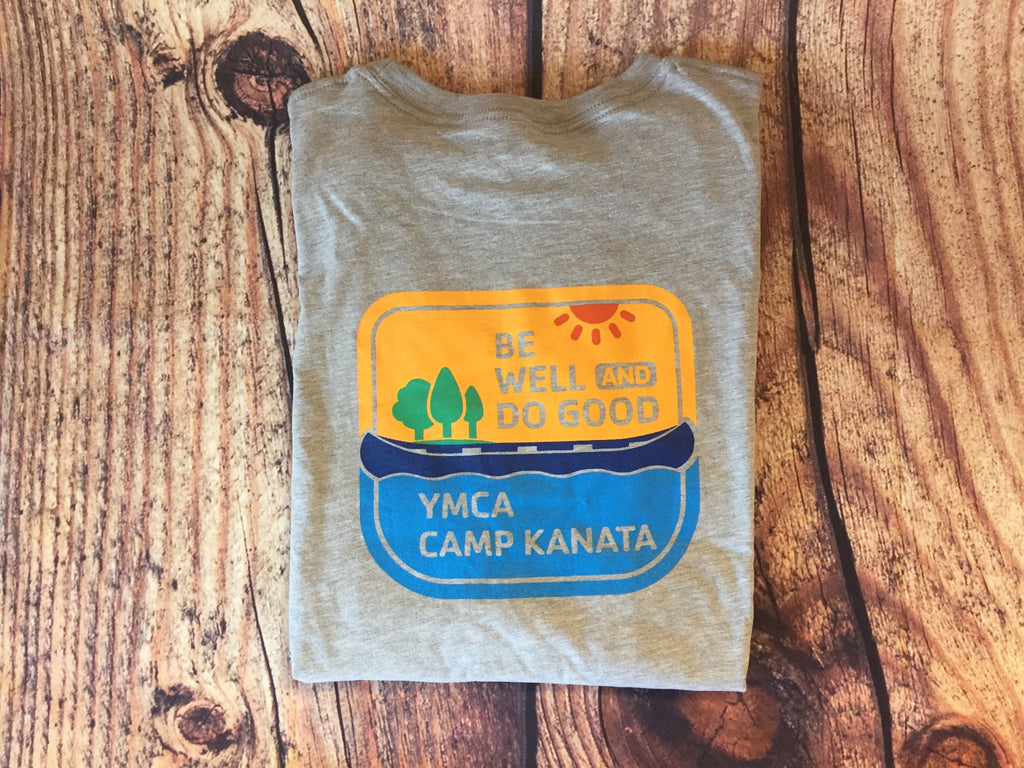 Camp Kanata Long Sleeve T-Shirt-Adult