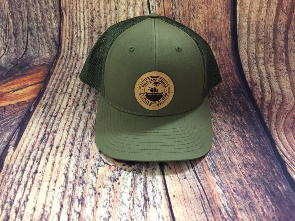 Camp Kanata Trucker Hat with Patch