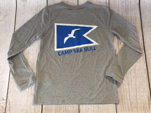 Camp Sea Gull Under Armour Long Sleeve-Youth-2019