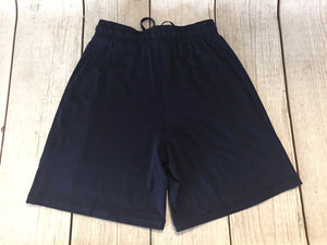 Camp Sea Gull Under Armour Raid Shorts-Adult-Navy