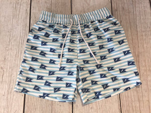 Camp Sea Gull Swim Trunks-Youth