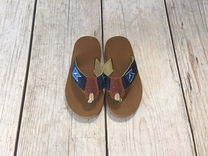 Camp Sea Gull Flip Flops-Kids