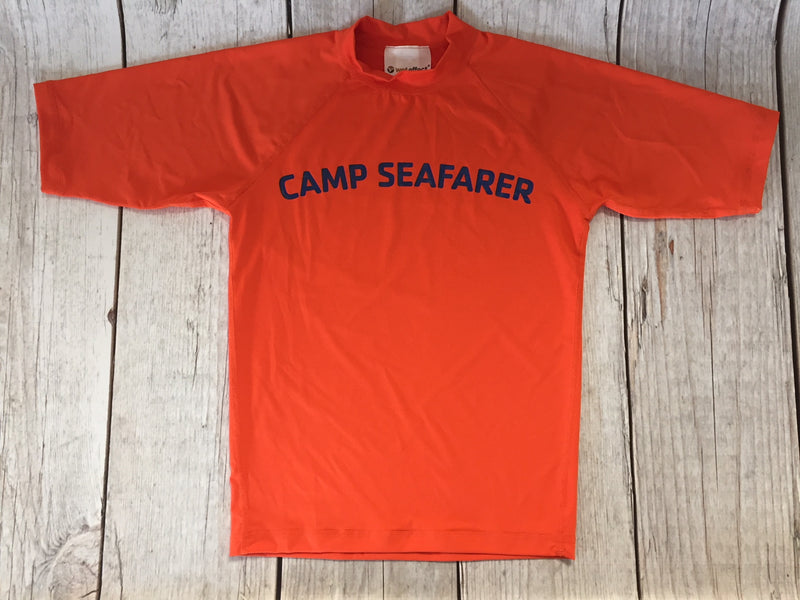 Camp Seafarer Rash Guard-Youth