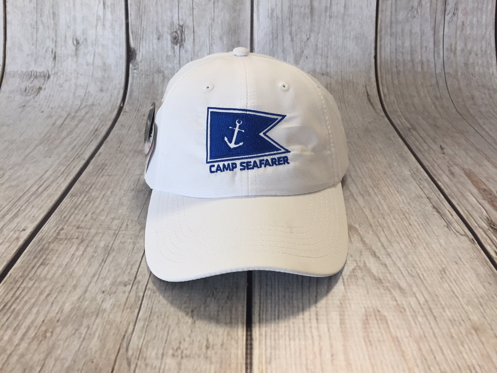 Camp Seafarer Performance Cap
