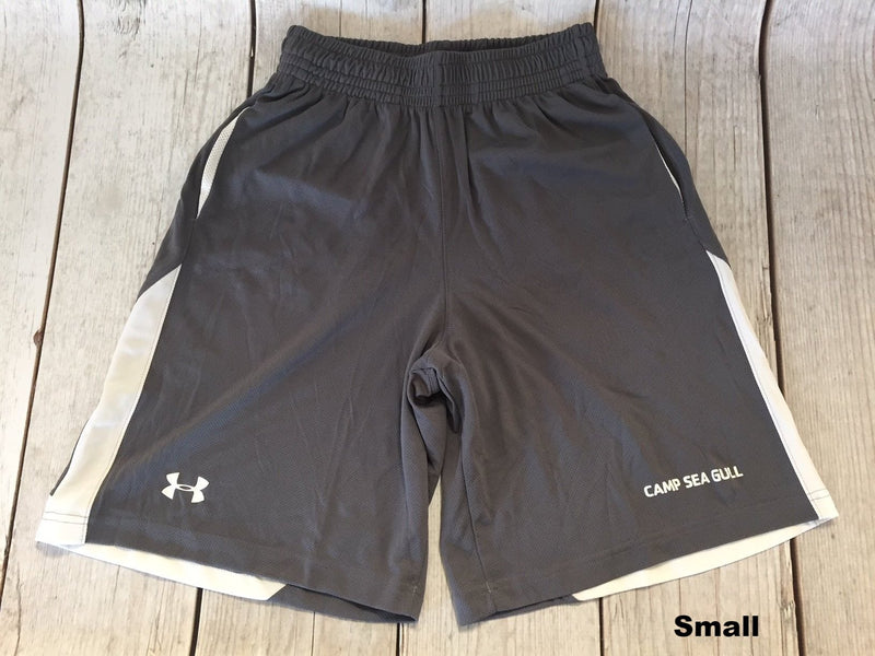 Camp Sea Gull Under Armour Basketball Shorts-Adult