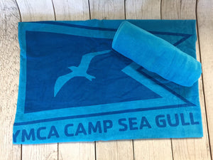 Camp Sea Gull Beach Towel