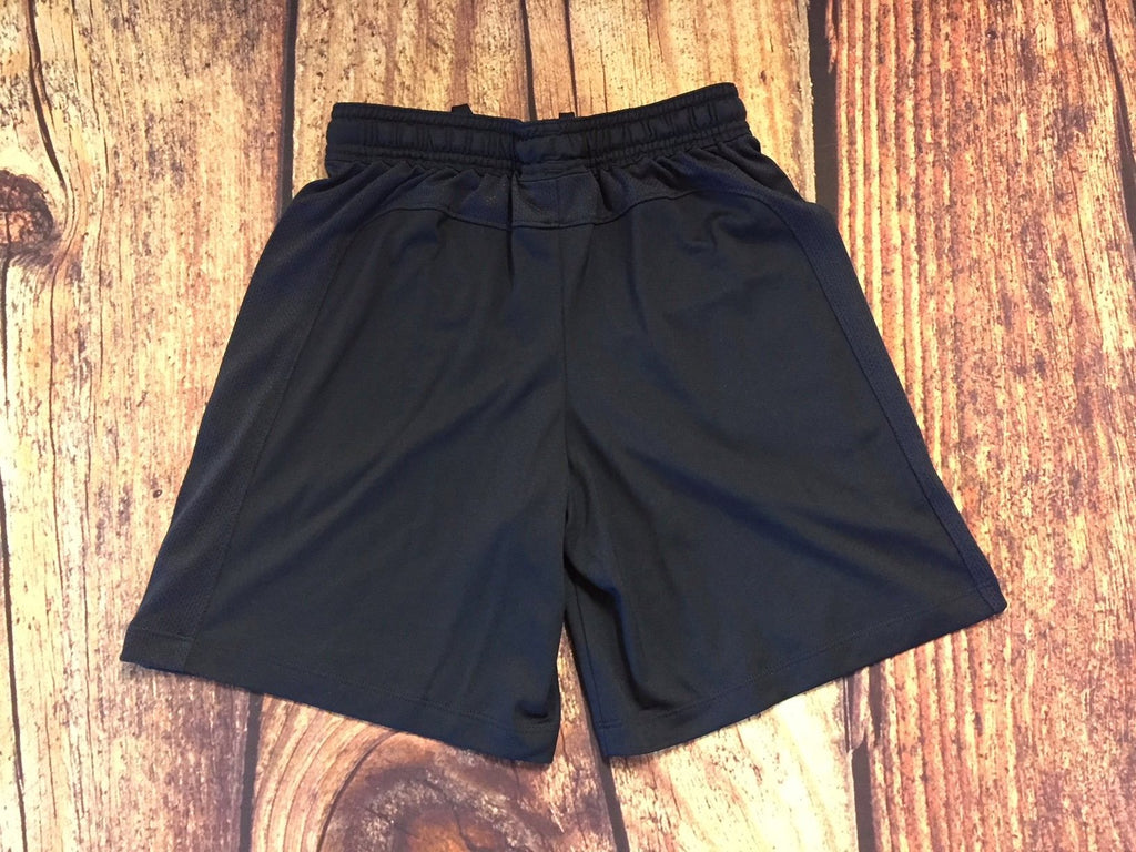 Camp Kanata Under Armour Raid Shorts-Youth-Navy