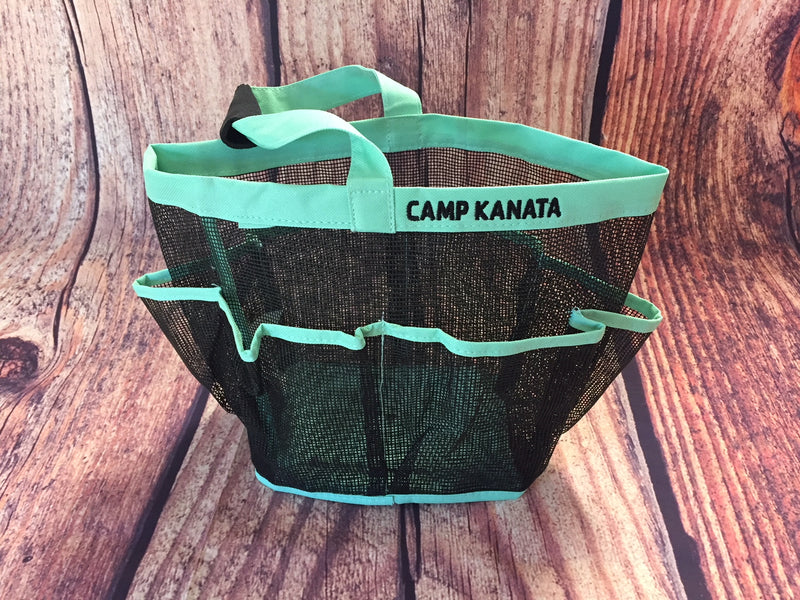 Camp Kanata Shower Caddy