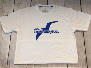 Camp Sea Gull Camper T-Shirt-Adult